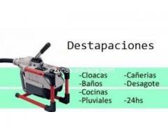 """""""Presidente Peron"""" destapaciones"""