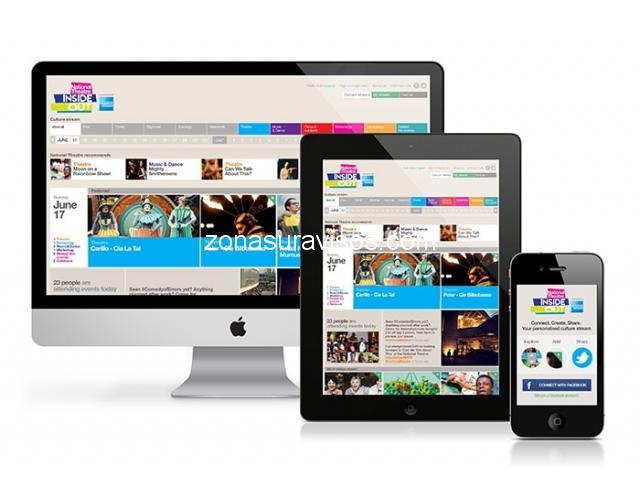Diseño de páginas web Lomas De Zamora