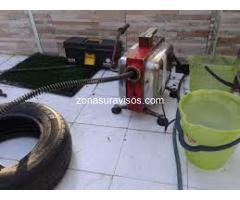 Lomas de Zamora destapaciones 11 6097-2318