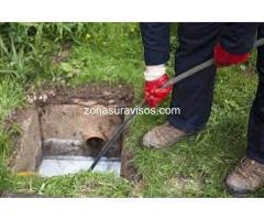 Villa Dominico destapaciones 11 6097-2318