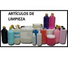 ARTICULOS DE LIMPIEZA SUELTOS BANFIELD