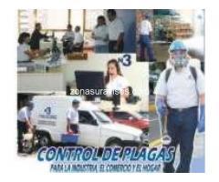 Fumigaciones Desinfecciones de comercios abonos y hogares 011-4295-5377