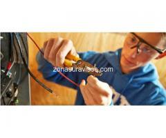 electricista las 24hs en Berazategui