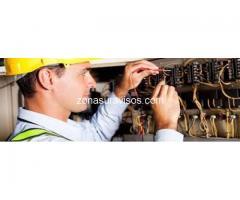 electricista las 24hs en Temperley