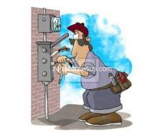 electricista urgente en Almirante Brown