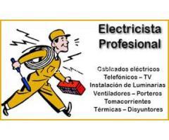 electricista en zona de Glew