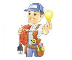 electricista urgente las 24hs en Remedios de Escalada