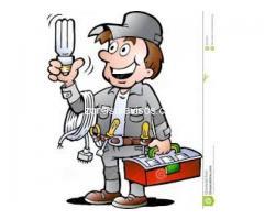 electricista a domicilio en Rafael Calzada